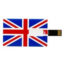 clé usb drapeau anglais