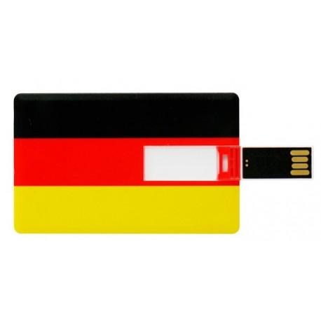 clé usb drapeau allemand