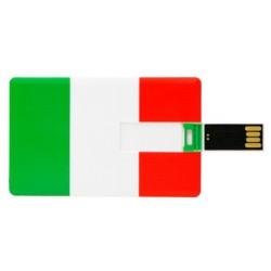 cle usb drapeau italien