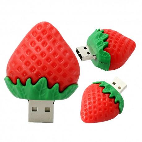 cle usb fraise