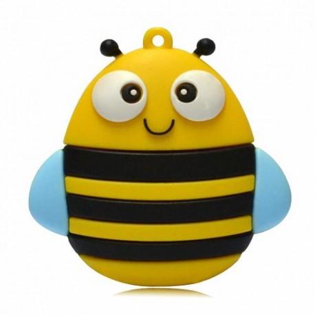 Clé usb abeille