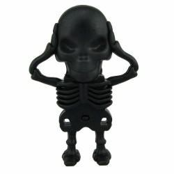 clé usb squelette