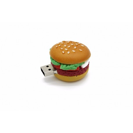 Clé usb hamburger