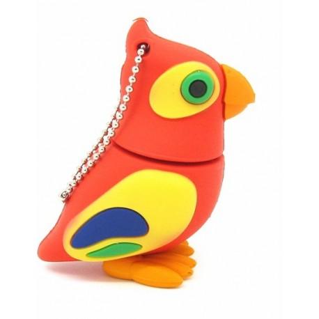 clé usb perroquet